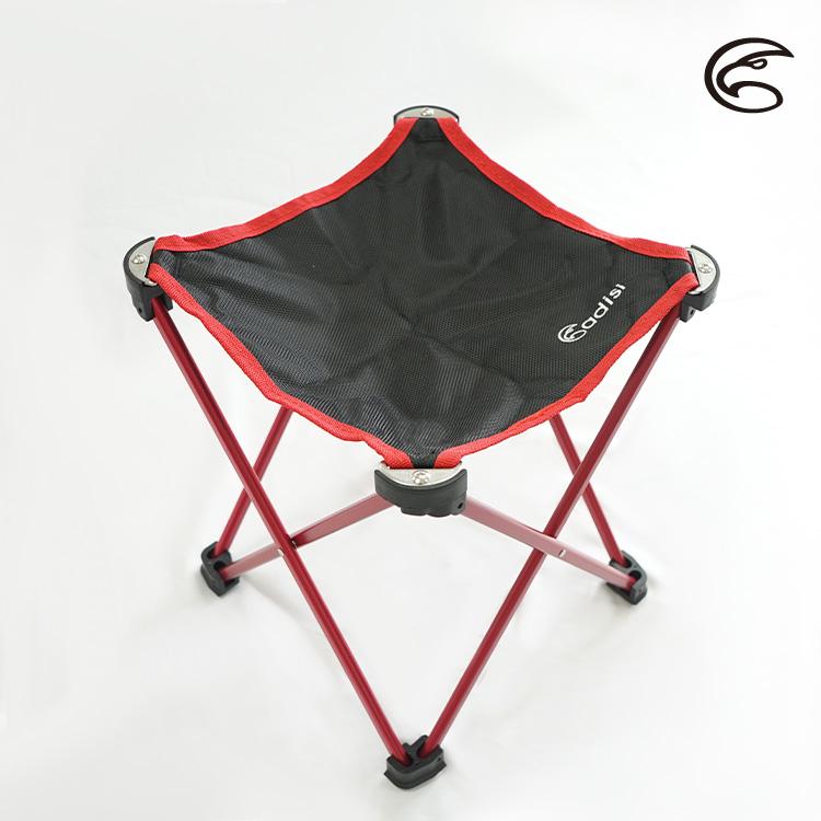 ADISI Mars 隨行椅 AS20032【紅色/黑色】LOWDEN (折疊椅 椅子 隨身椅 草地椅 露營 野餐) – LOWDEN