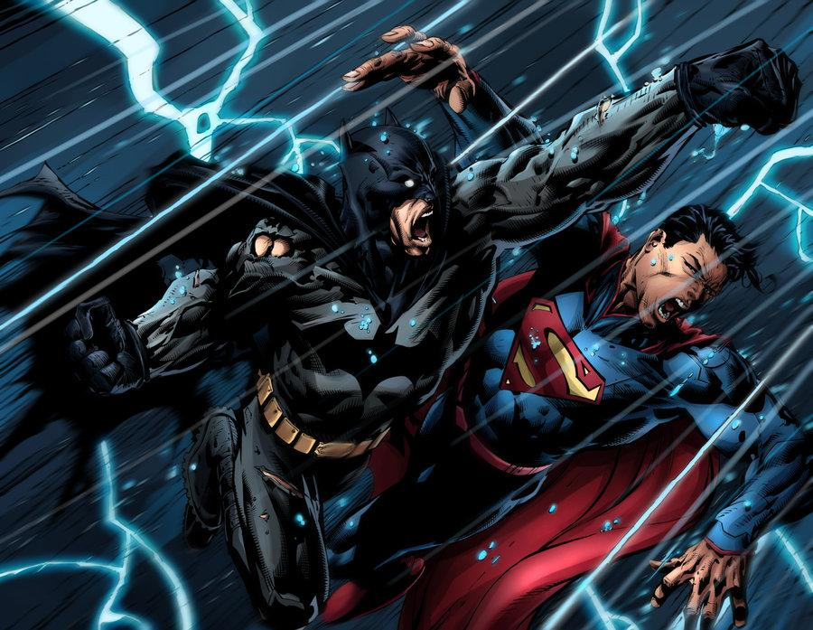 Superman Vs Batman Why Batman Wins  The Lowdown