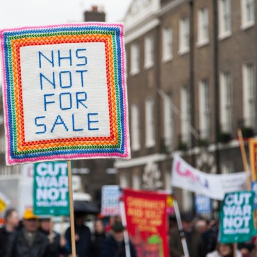 Public mood hardens against private firms running the NHS