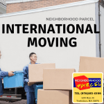 International Moving Rates