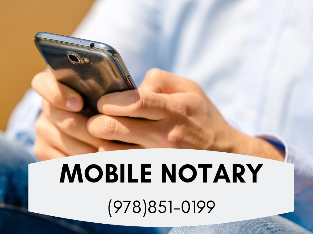 Nursing Homes Notary Service