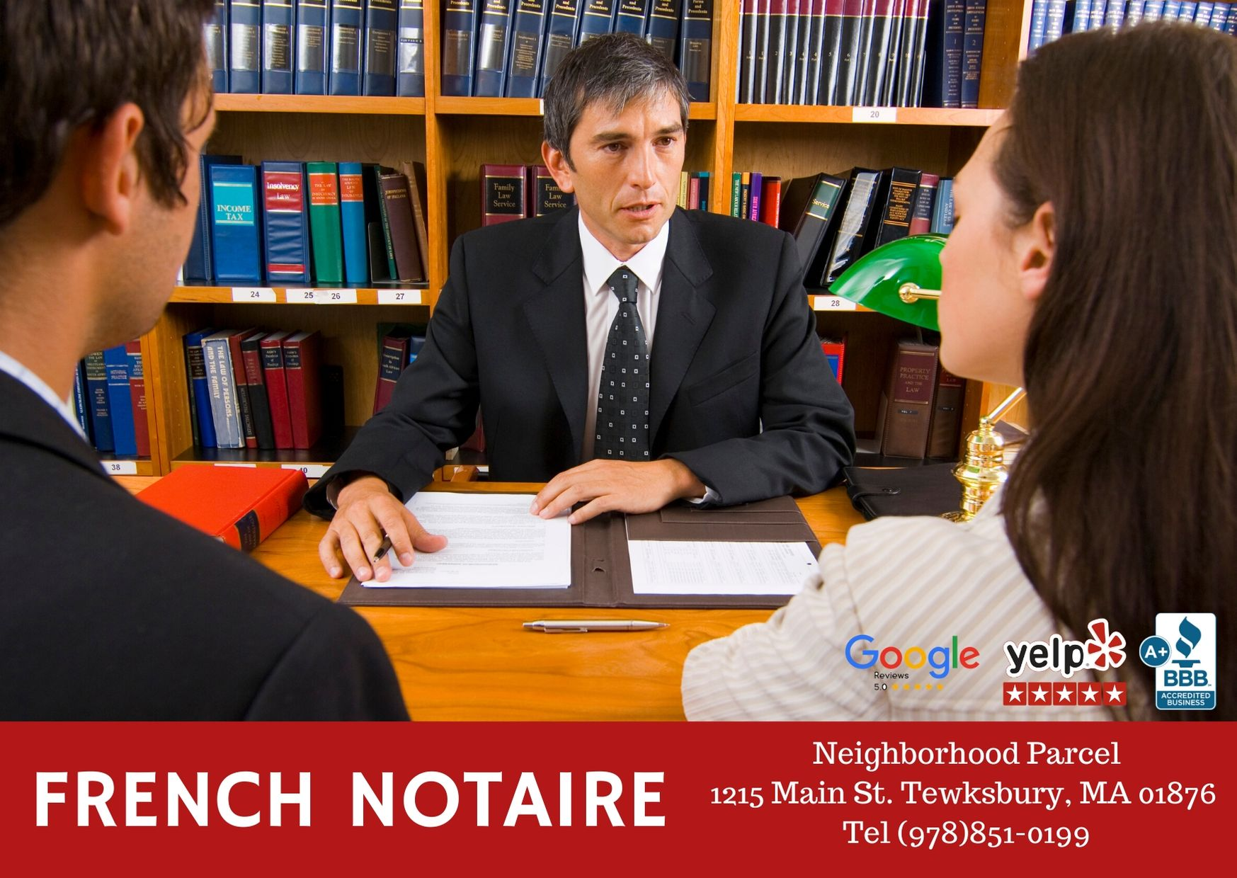 French Notary Service