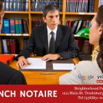 French Notary Public