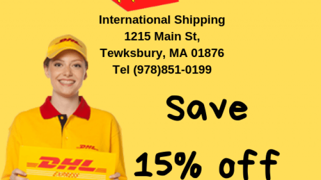 DHL Office Location