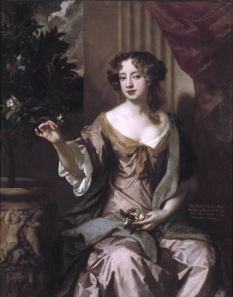 Sir Patrick Lely, Elizabeth Killigrew, Mistress of Charles ii Elizabeth, Countess of Kildare circa 1679