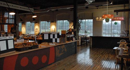 Brunswick's Frontier Cafe + Cinema + Gallery
