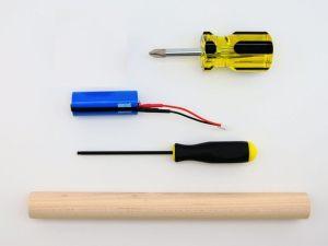 TCM-4 Battery Tool Kit
