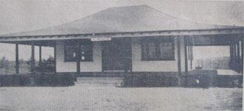 Original Club House Built 1936-1939