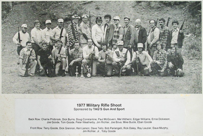 history-1977-Military-Rifle Shoot