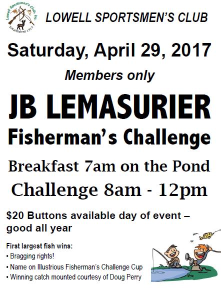 2017 Fisherman's Challenge