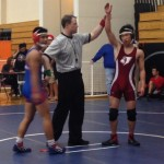 Pryor Vo after a dominating 3rd place victory