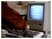 The Mac Plus in Star Trek IV.