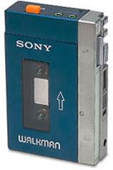 The original Sony Walkman