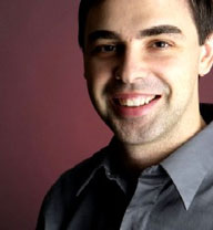 Google cofounder Larry Page