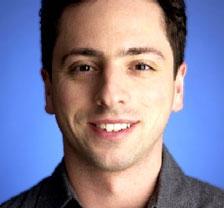 Google cofounder Sergey Brin.