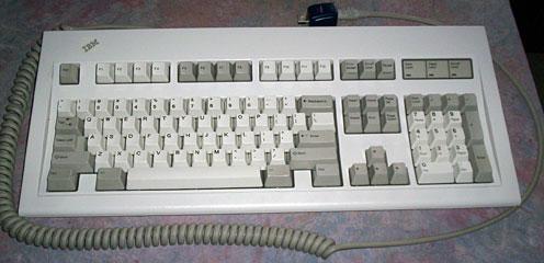 IBM Model M: The One True Keyboard Resurrected   Low End Mac