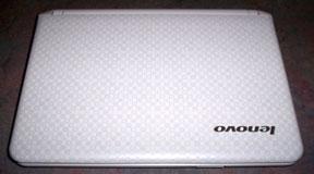 white Lenovo S10-2