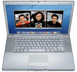 "17"" PowerBook G4"