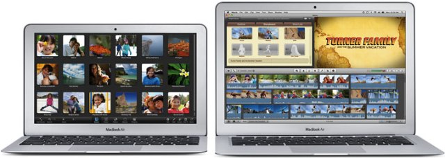 Late 2010 MacBook Air family