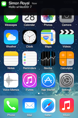 new product 9e4fd 6e667 whited00r 7: iOS 7 Look & Features on Older iDevices | Low End Mac