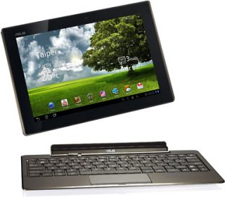 Asus Transformer TF-101 with keyboard