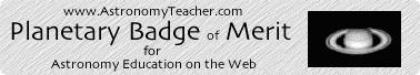Planetary Badge of Merit