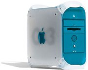 Blue and White Power Mac G3
