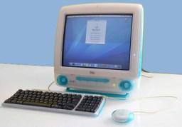 blueberry iMac DV