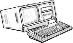 Compaq Portable II