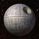 Death Star from Star Wars