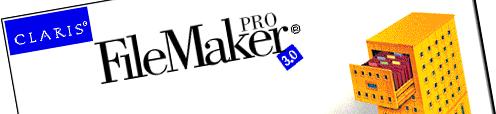 FileMaker Pro 3.0