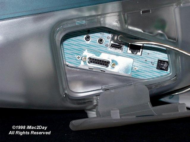 iMac with VGA port