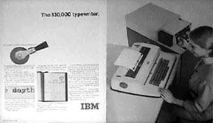 Ad for IBM MT/ST