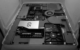 iMac G5 interior