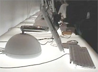 iMac G4 with low screen