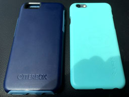 My two iPhone cases.