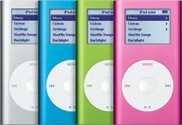 2G iPod mini