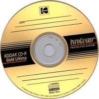 Kodak InfoGuard CR-R disc