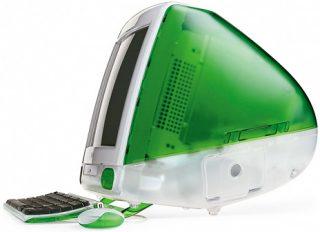 lime iMac