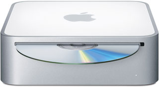 Mac mini, original design