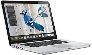 """15"""" aluminum unibody MacBook Pro"""