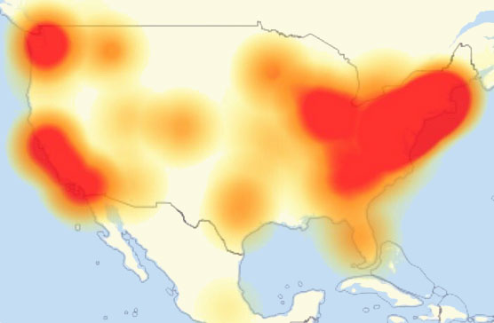 October 21, 2016 DDoS attack