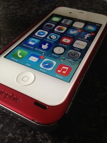 size 40 1d278 ab793 Mophie Juice Pack Air for iPhone 4/4S Review | Low End Mac