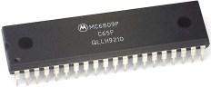 Motorola 6809 CPU