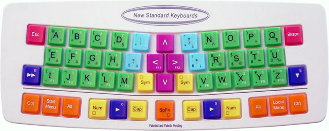 New Standard Keyboard