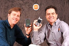 Palm Pilot and Treo