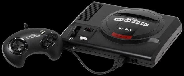 Sega Genesis (a.k.a. Sega Mega Drive)
