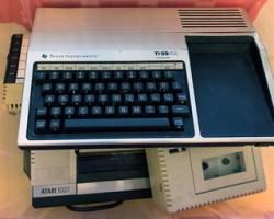 TI -99/4A gear