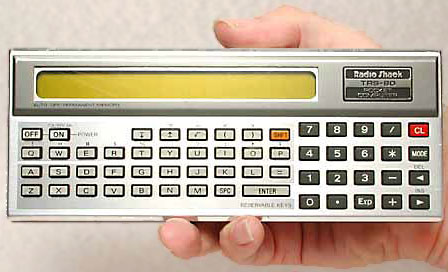 TRS-80 Pocket Computer PC-1