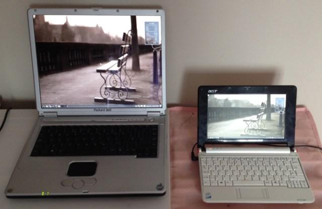 two-desktop